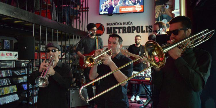 Smoke'n'Soul promocija/Photo: Metropolis