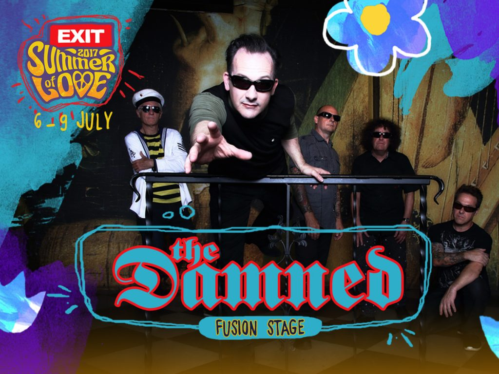 The Damned/ Photo: Promo