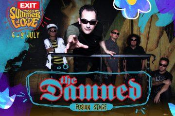 The Damned/ Photo: Promo