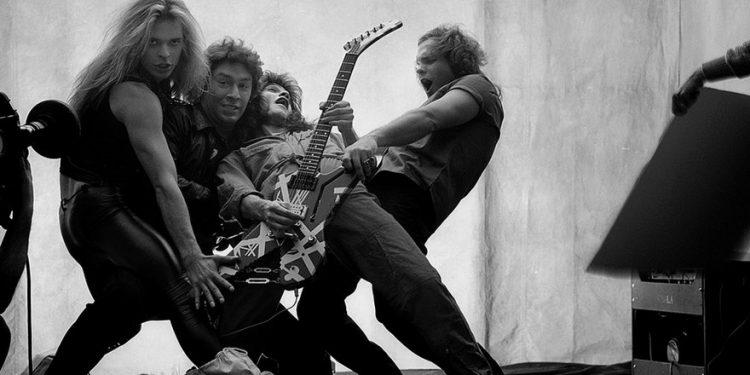 Van Halen/Photo: Norman Seeff