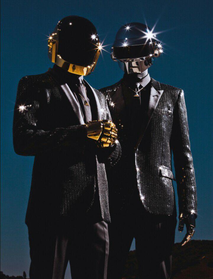 Daft Punk/ Photo: Facebook @daftpunkinterstella55555