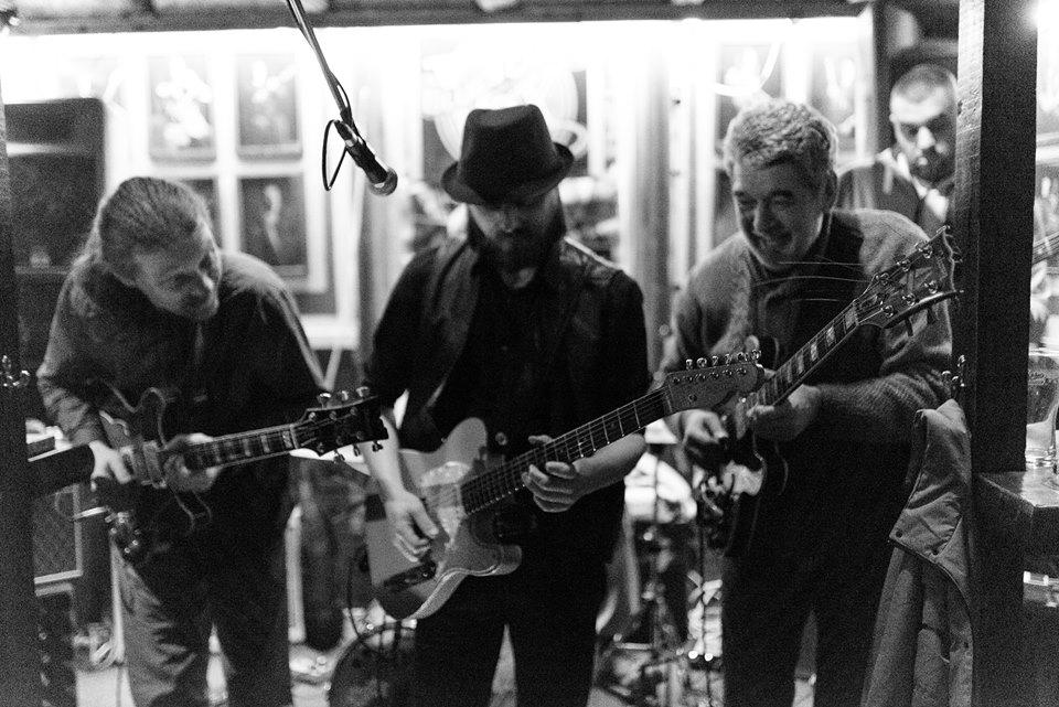 Di Luna Blues Band/ Photo: Facebook @dilunabluesband