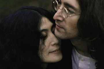 Džon Lenon i Joko Ono/Photo: facebook@JohnLennon&YokoOno