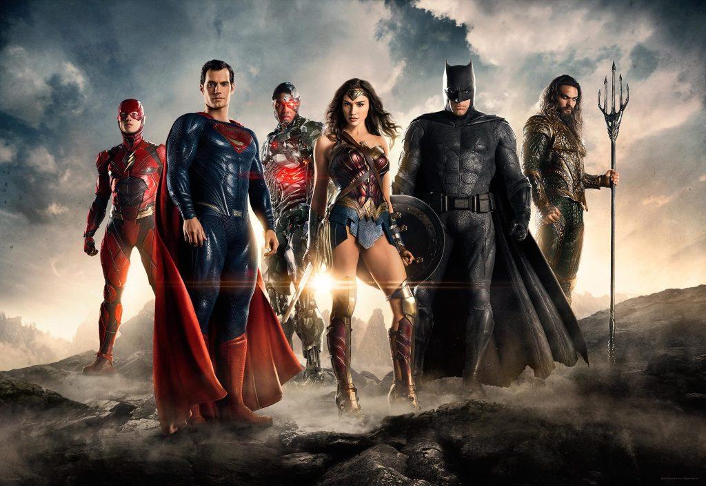 Justice League/ Photo: Facebook @justiceleagueofficial