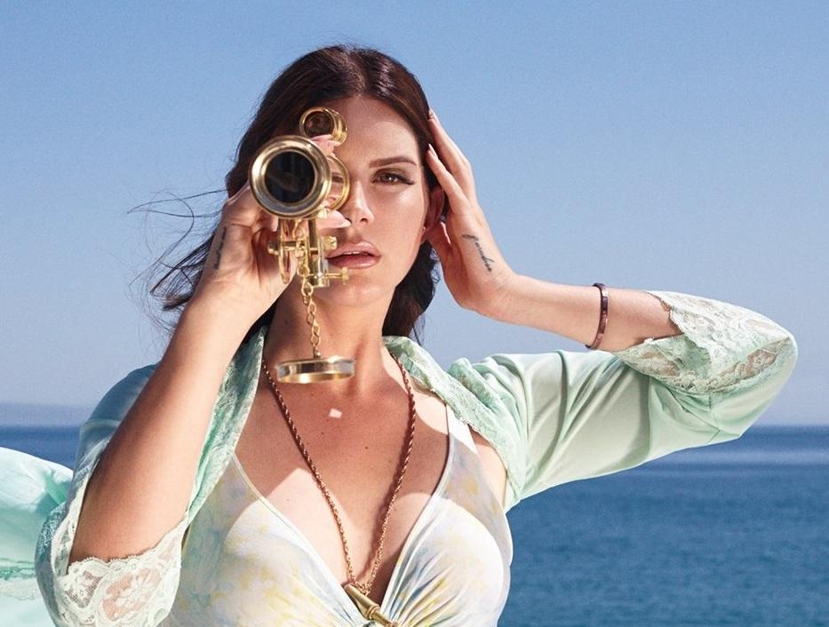 Lana Del Rej/ Photo: Facebook @lanadelrey
