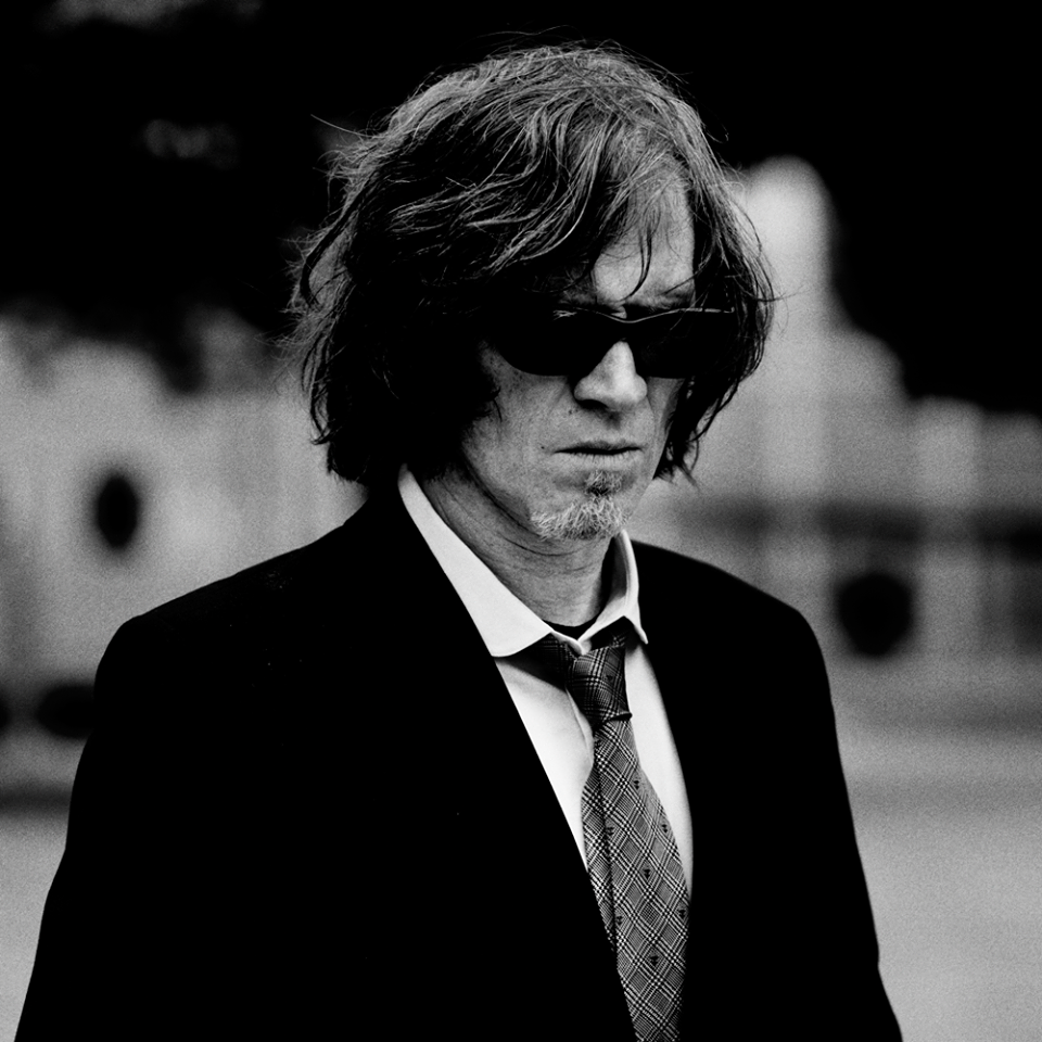 Mark Lanegan/ Photo Facebook @MarkLanegan