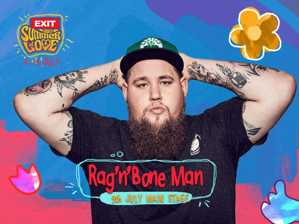 Rag'n'Bone Man/ Photo: Promo