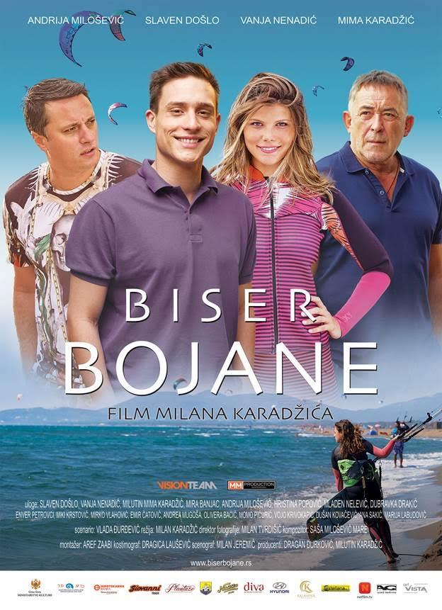 plakat Biser Bojane