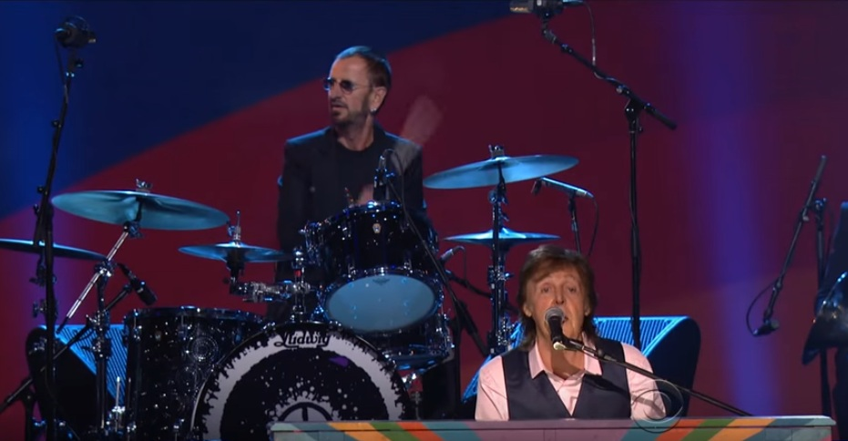 Pol Makartni i Ringo Star/Photo: YouTube printscreen