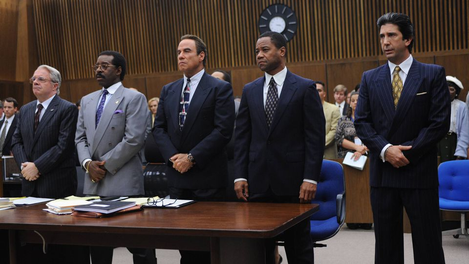 The People vs. O.J.Simpson/ Photo: imdb.com