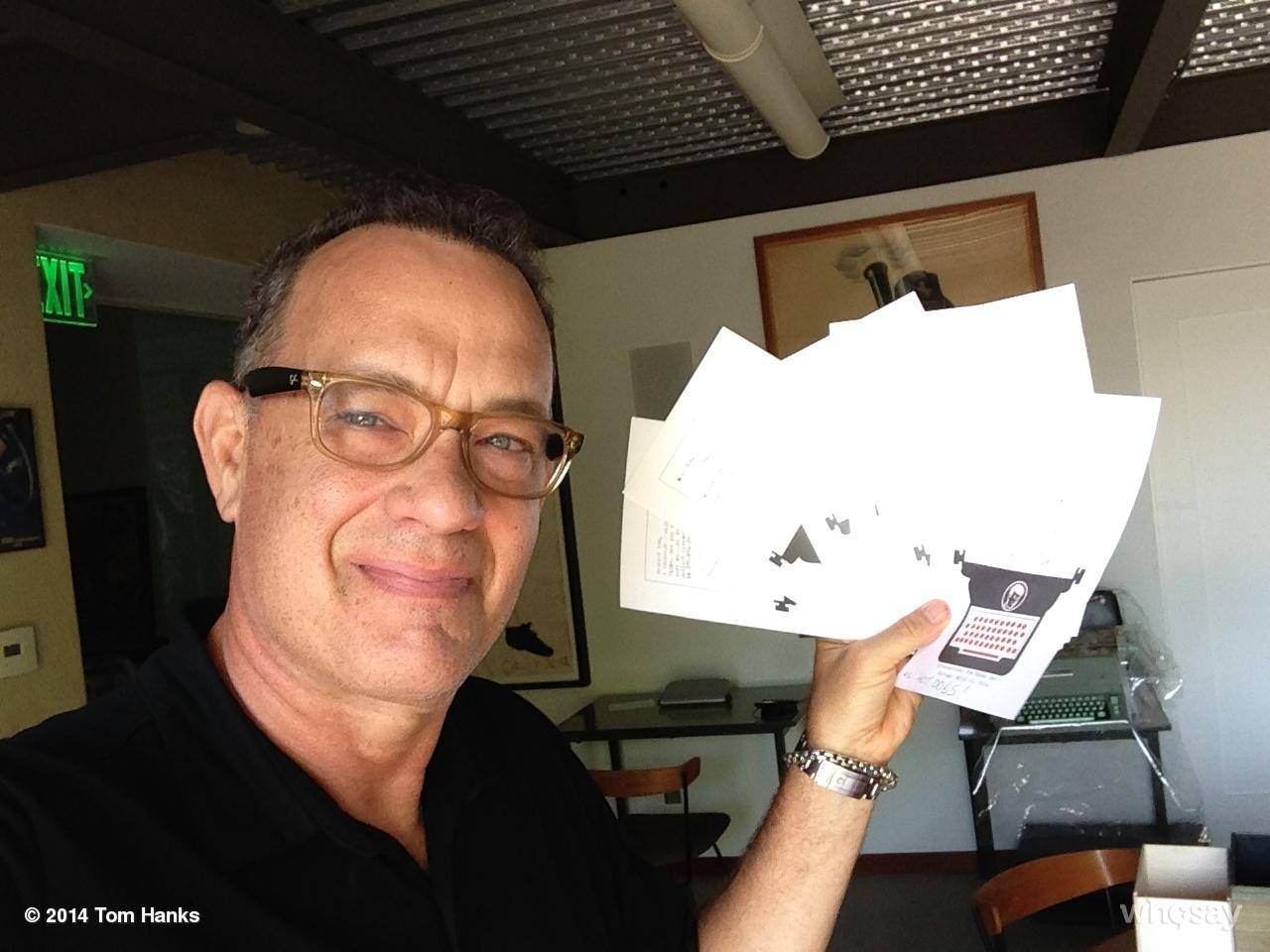 Tom Henks/ Photo: Facebook @TomHanks