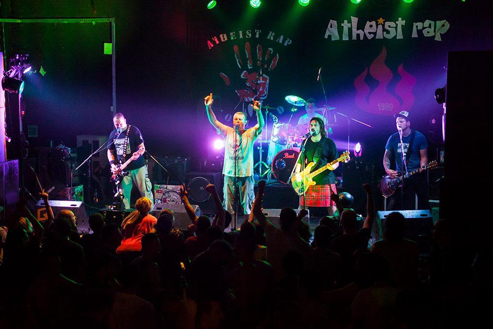 Atheist Rap/Photo: Promo