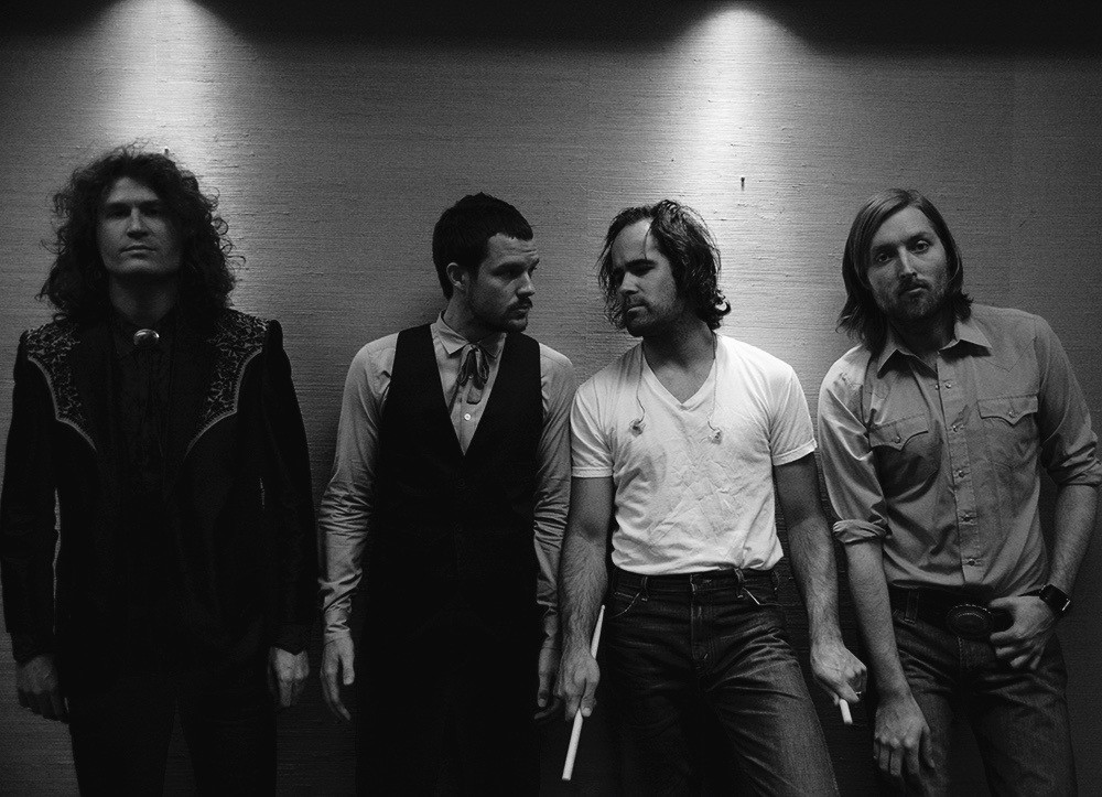 The Killers/Photo: Facebook