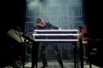 Žan Mišel Žar/Photo: facebook@@jeanmicheljarre