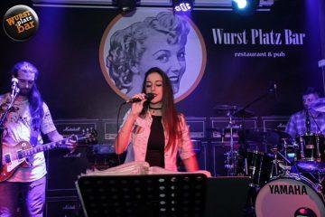 Wurst Platz, karaoke/Photo> Promo