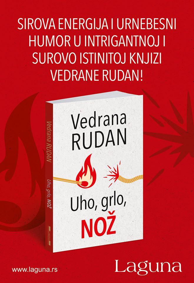 Vedrana Rudan/Photo: Promo