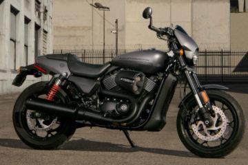 Harley-Davidson, Street Rod/Photo: Promo