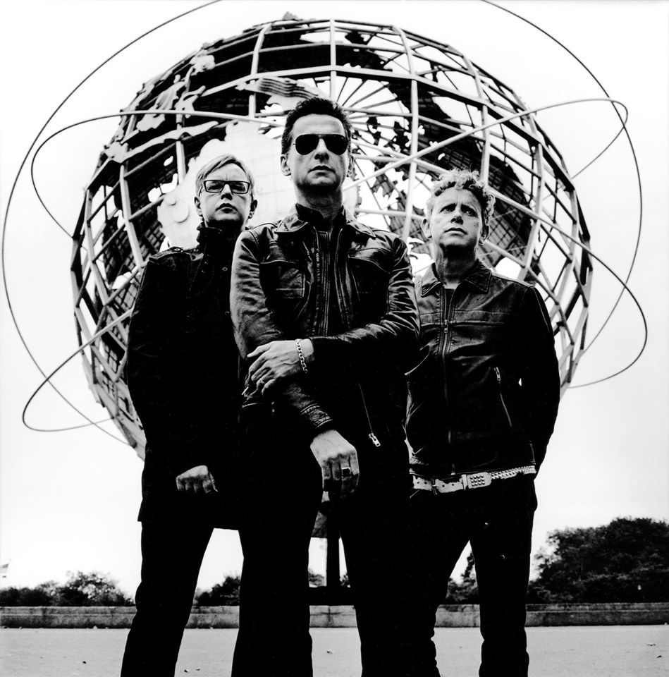 Depeche Mode/Photo: facebook@depechemode
