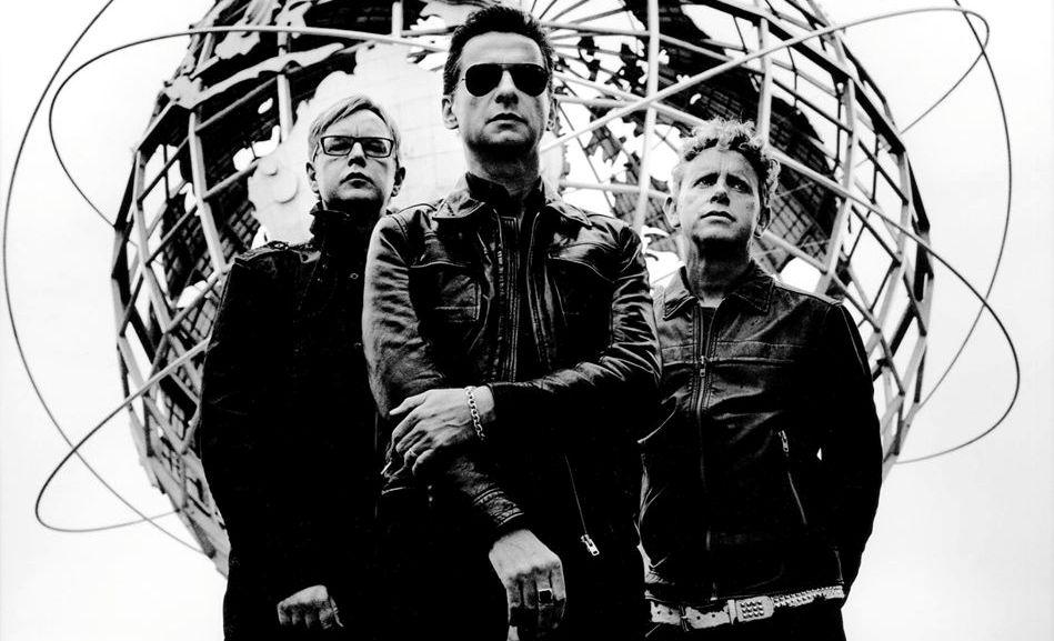 Depeche Mode/Photo: facebook@depechemode