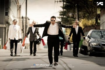 Psy /Photo: facebook@officialpsy