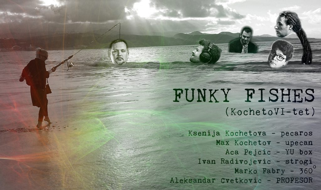 Funky Fishes/ Photo: Promo
