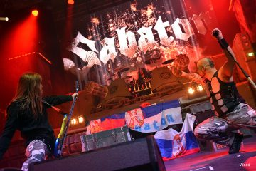Sabaton, Belexpo/Photo: Wood.rs