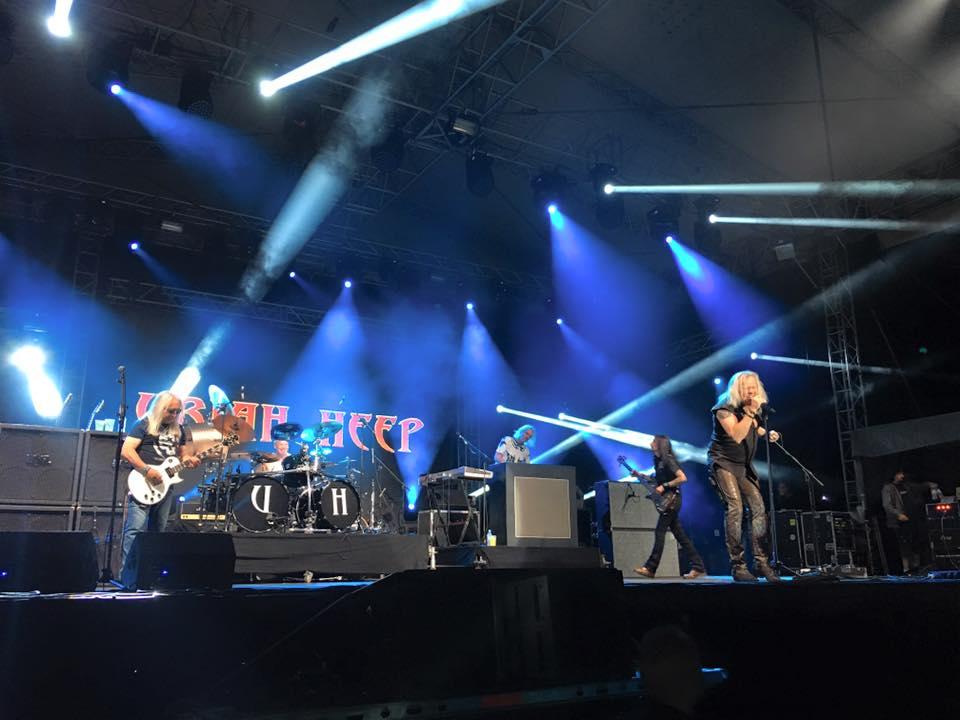 Uriah Heep/ Photo: Promo