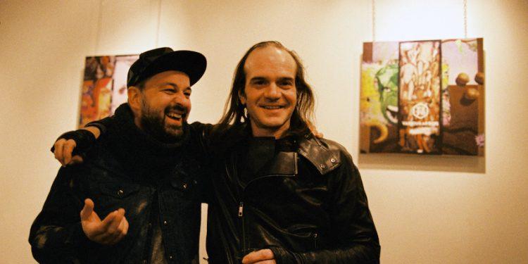 Dejan Milićević i Džoni Racković/ Photo: Nikola Pazarski