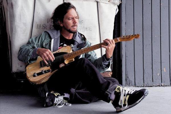 Edi Veder/ Photo: Facebook @EddieVedder