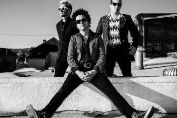 Green Day/Photo: facebook@greenday