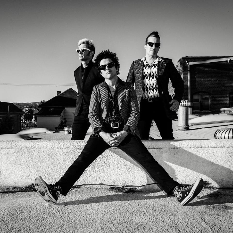 Green Day/ Photo: Facebook @GreenDay