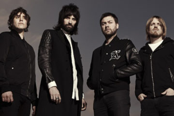 Photo: Facebook @kasabian