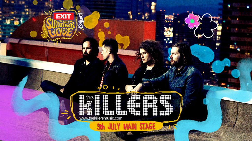 The Killers/ Photo: Promo