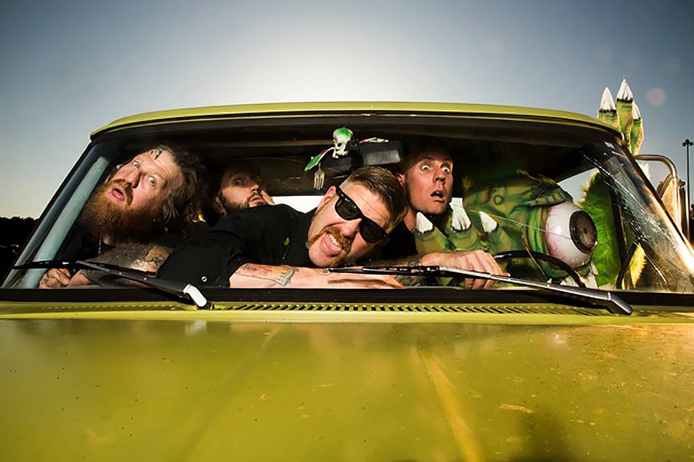 Mastodon/ Photo: Facebook @Mastodon