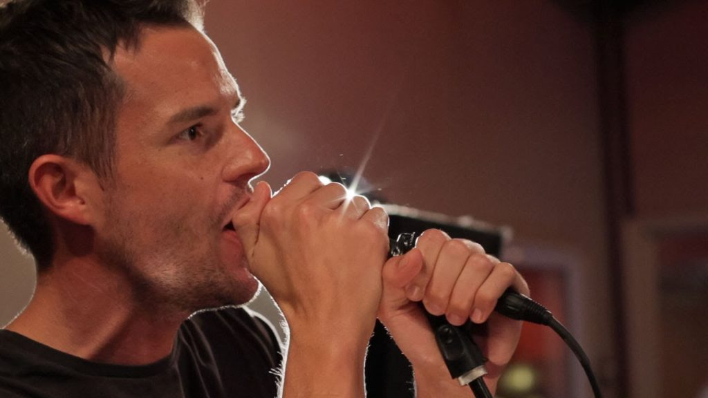 Brendon Flauers, The Killers/Photo: YouTube printscreen