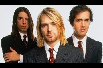 Nirvana/ Photo: youtube.com printscreen