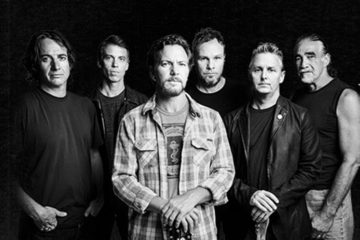 Pearl Jam/ Photo: Facebook @PearlJam