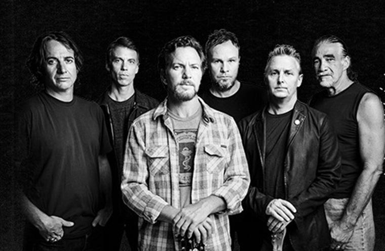 Pearl Jam/ Photo: Facebook @PearlJam