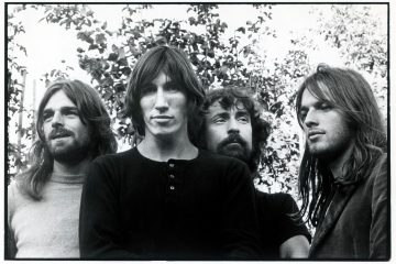 Pink flojd/Photo: facebook@pinkfloyd