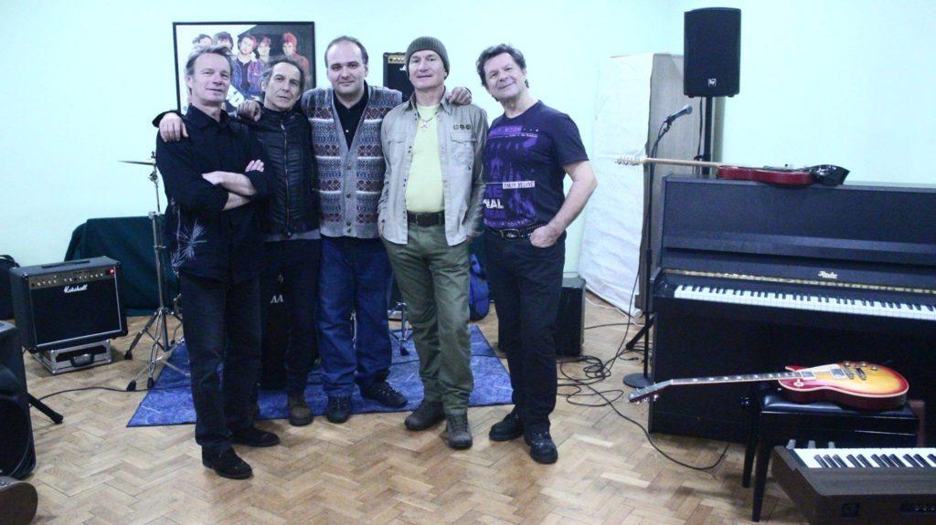 Renato Matessi i Zvijezde, Branko Radaković/ Photo: Facebook/ Renato Matessi