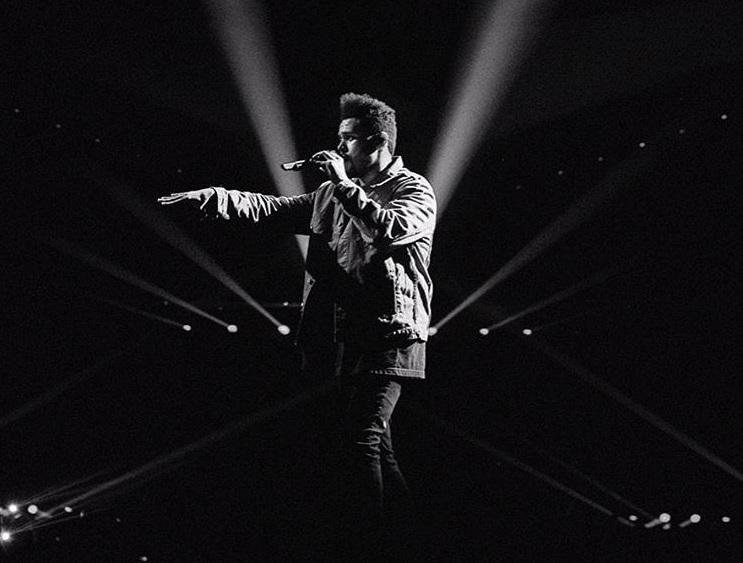 The Weeknd/ Photo: Facebook @theweeknd
