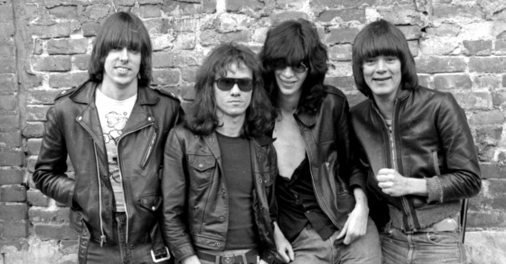 Ramones/Photo: Roberta Bayley