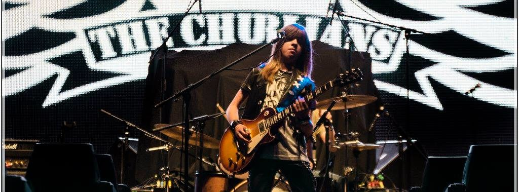The Churlians/ Photo: Facebook/ Johnny Ranković Fanpage