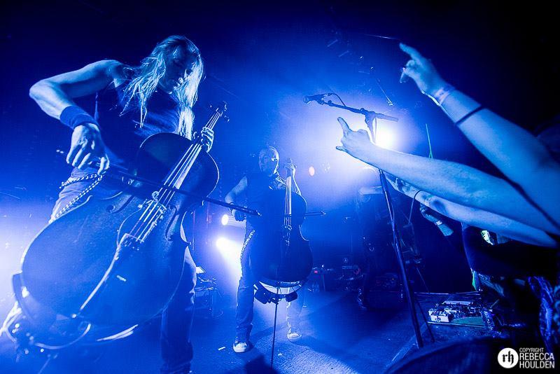 Apocalyptica /Photo: facebook@Apocalyptica
