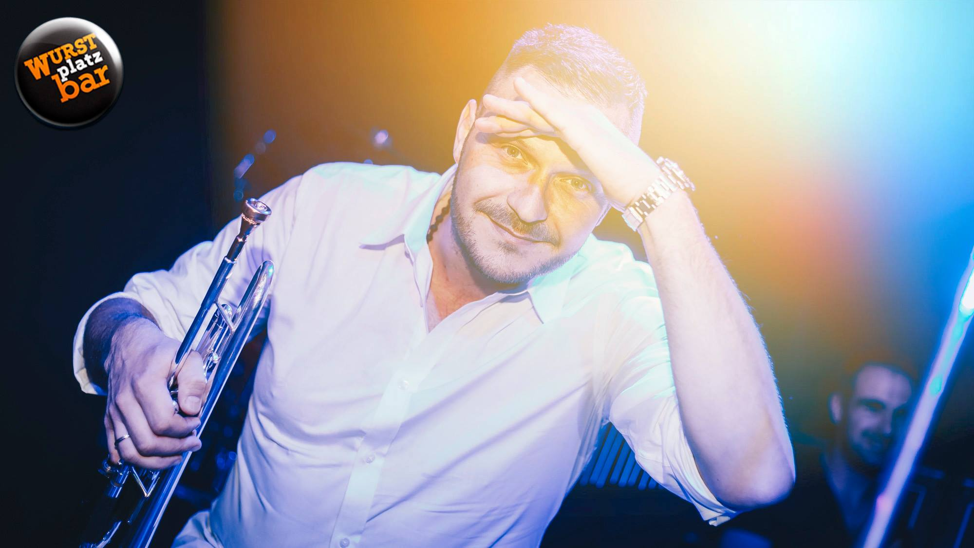 Dejan Petrović u Wurstu/ Photo: Marko Popović