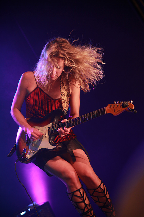 Ana Popović/ Photo: Jack Moutaillier