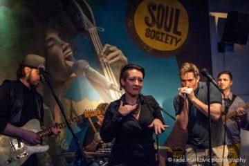 Di Luna Blues Band/Photo: Rade Marković