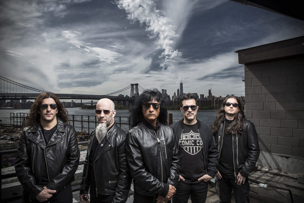 Anthrax/ Photo: Jimmy Hubbard
