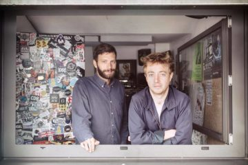 Mount Kimbie/ Photo: Facebook @mountkimbie