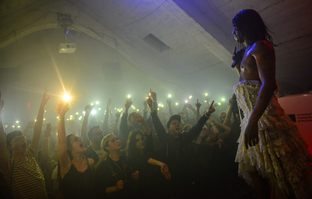Mykki Blanco/ Photo: Bojana Janjić